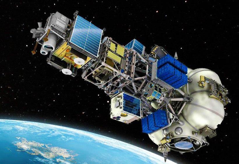 Rusia pone en órbita 73 satélites utilizando solo un viaje espacial | El Imparcial de Oaxaca
