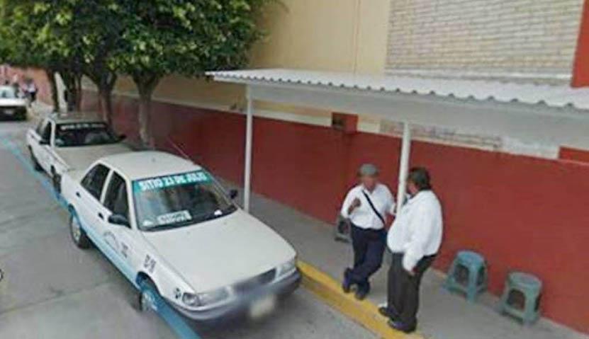Bronca entre taxistas moviliza  a policías en Huajuapan de León | El Imparcial de Oaxaca