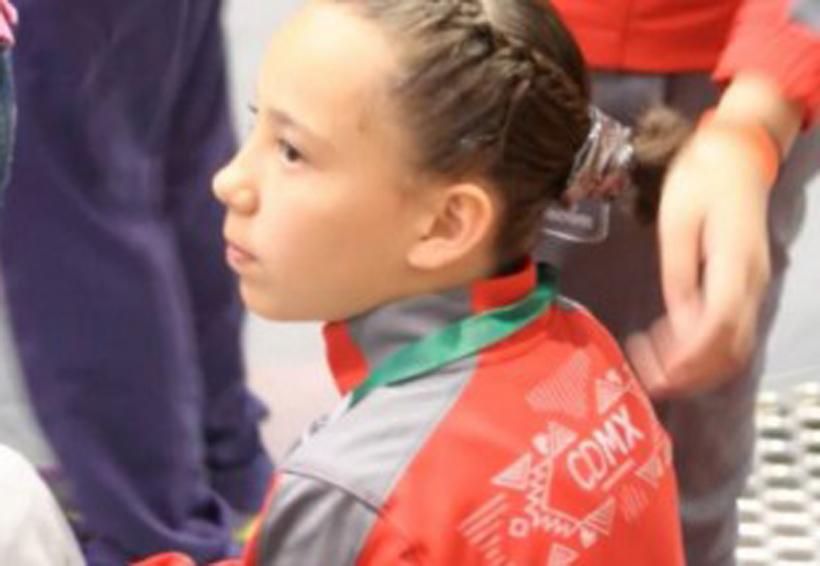Niña gana boleto a campeonato mundial; Conade se niega a pagar | El Imparcial de Oaxaca