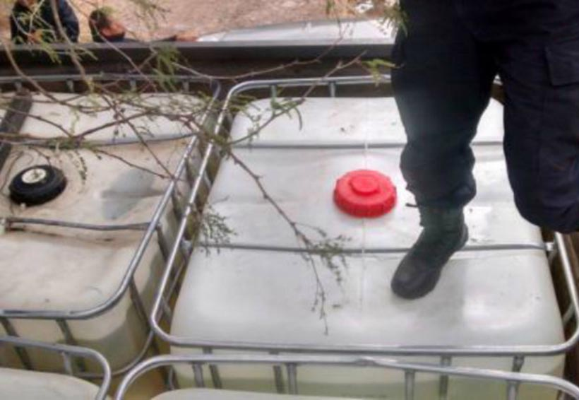 Confiscan vehículos con hidrocarburo en Oaxaca | El Imparcial de Oaxaca