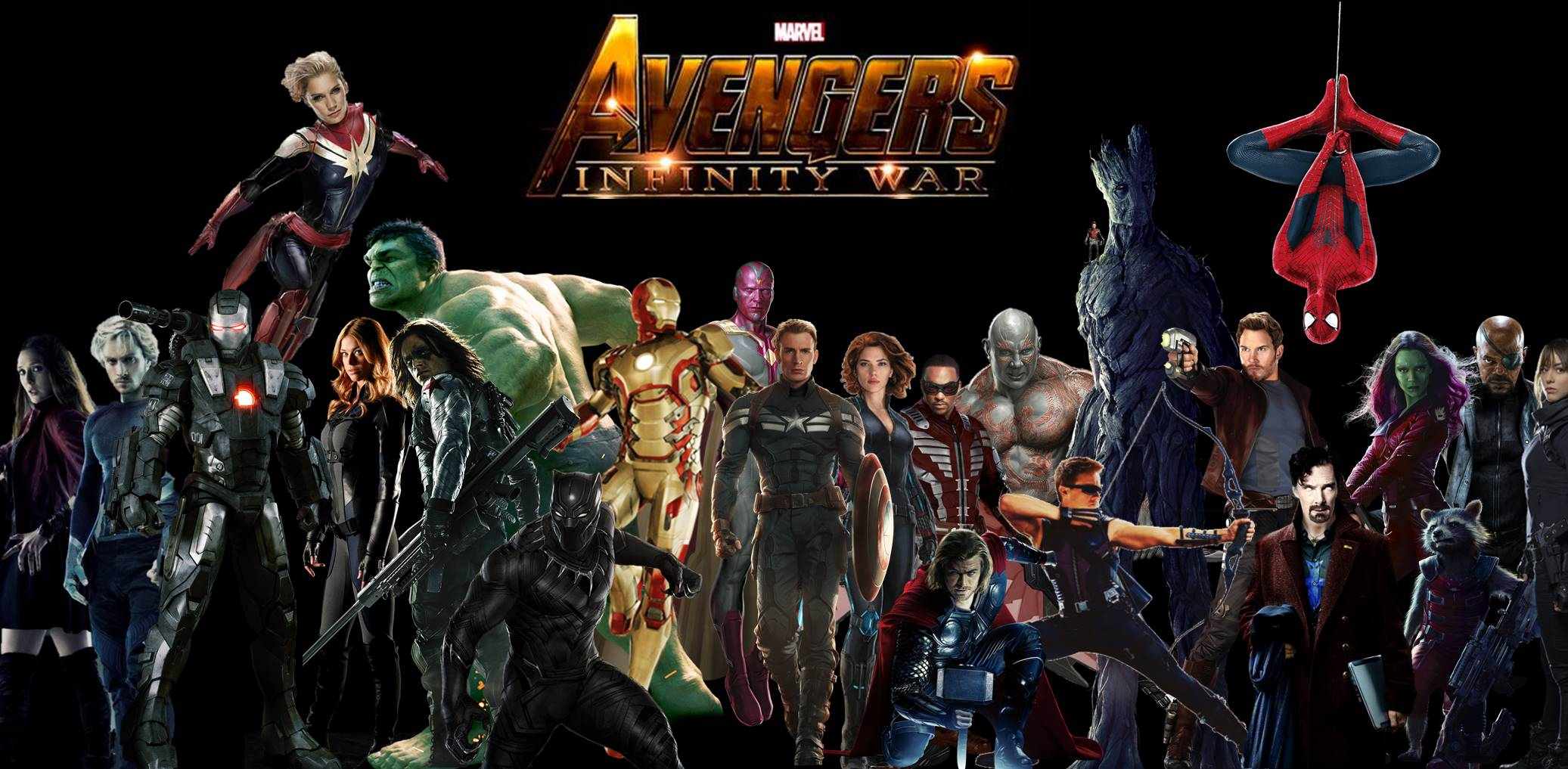 Se filtra tráiler de 'Avengers: Infinity War'   El Imparcial de Oaxaca