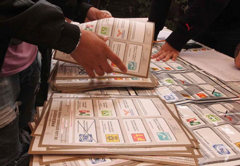 Descarta INE en definitiva atraer PREP estatales en 2018 | El Imparcial de Oaxaca