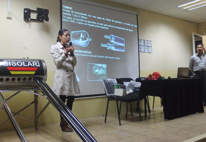 Capacitan sobre tecnologías no contaminantes en la Mixteca   El Imparcial de Oaxaca