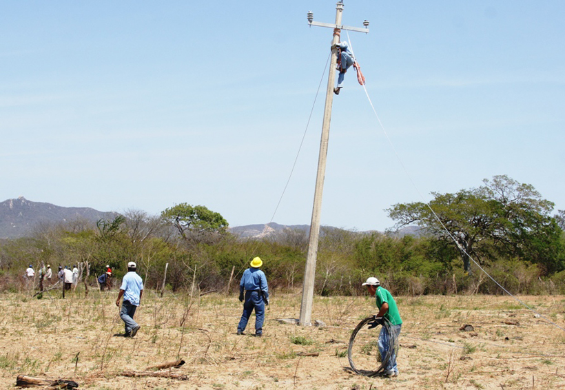 En Juchitán sin luz y sin agua por CFE   El Imparcial de Oaxaca