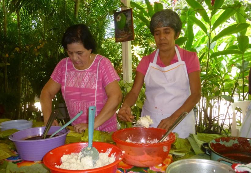 Gastronomía cuicateca, en la 3ra Feria del Tamal Artesanal 2017 | El Imparcial de Oaxaca