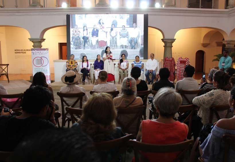 Discuten sobre diseño textil y arte en Oaxaca   El Imparcial de Oaxaca