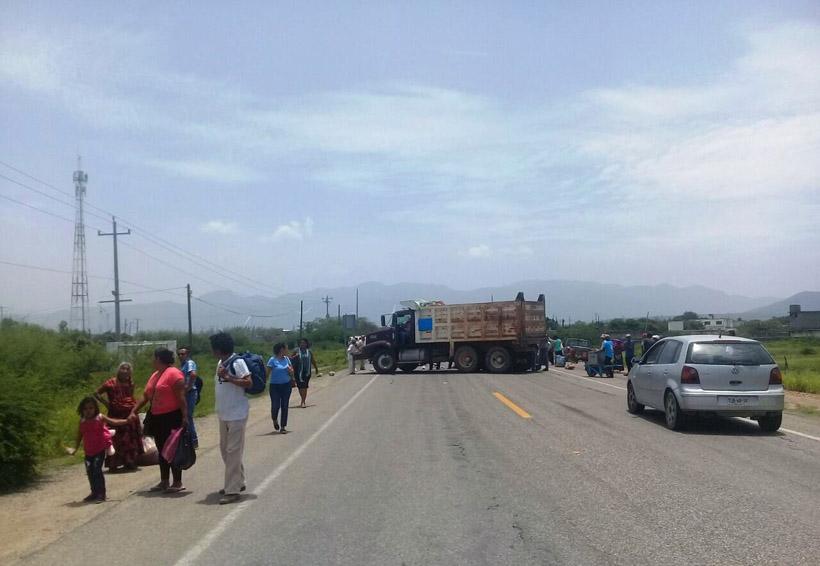 Bloqueos en el Istmo provocan pérdidas en el comercio | El Imparcial de Oaxaca
