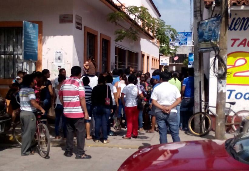 Conflicto entre maestros del Istmo retrasa documentación | El Imparcial de Oaxaca