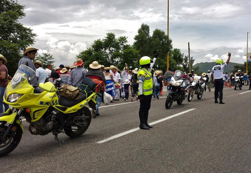 Listo en Oaxaca operativo policiaco Guelaguetza 2017 | El Imparcial de Oaxaca