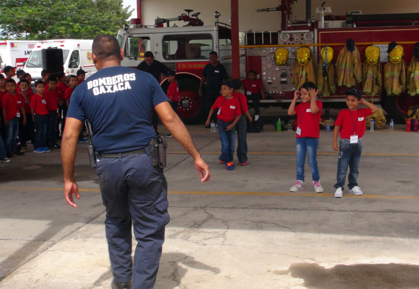 Realizarán en Juchitán taller de Mini Bomberos en Acción | El Imparcial de Oaxaca