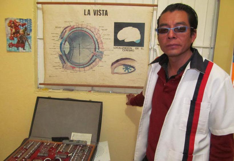 En Huautla aumentan casos de astigmatismo y miopía   El Imparcial de Oaxaca