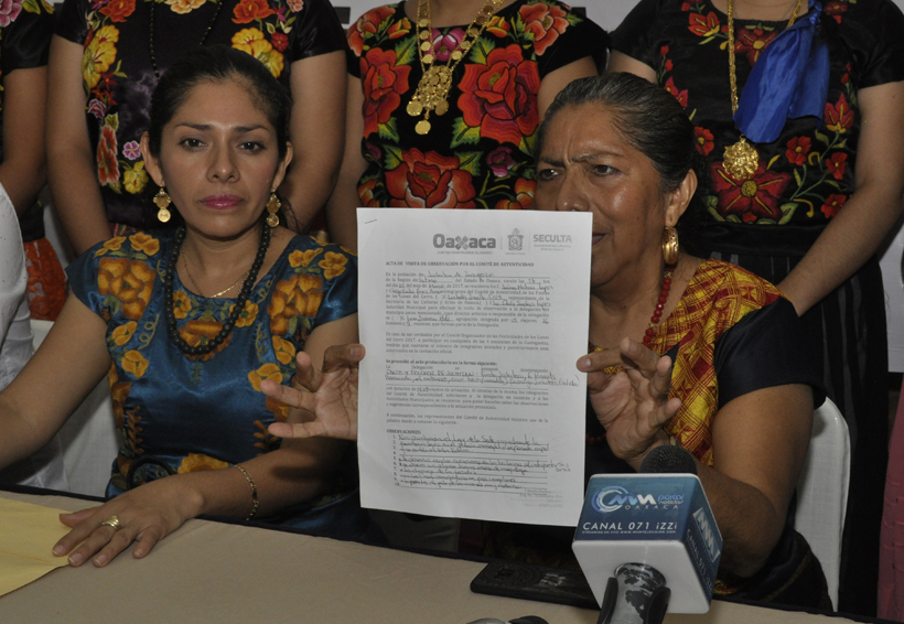 Juchitán, que siempre sí va a la Guelaguetza   El Imparcial de Oaxaca