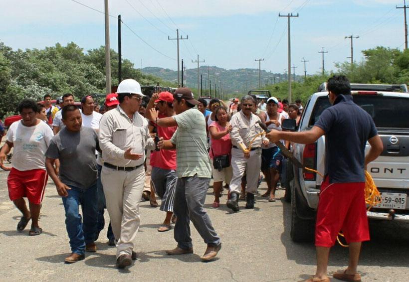 En el Istmo resuelven conflicto entre ejidatarios y Pemex | El Imparcial de Oaxaca