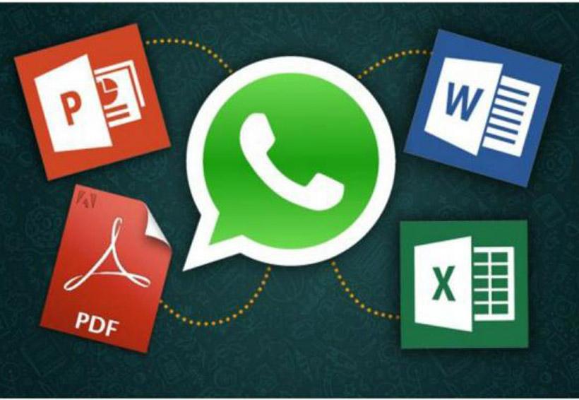 WhatsApp ya permite enviar cualquier tipo de archivo | El Imparcial de Oaxaca