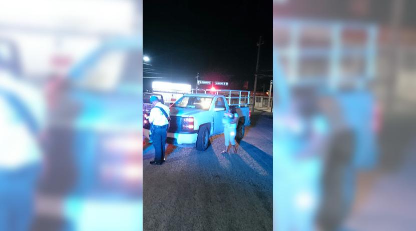 Arrestado por conducir borracho en Salina Cruz | El Imparcial de Oaxaca