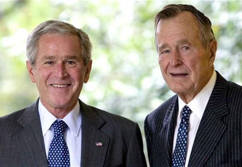 Ex presidentes Bush llaman a rechazar racismo | El Imparcial de Oaxaca