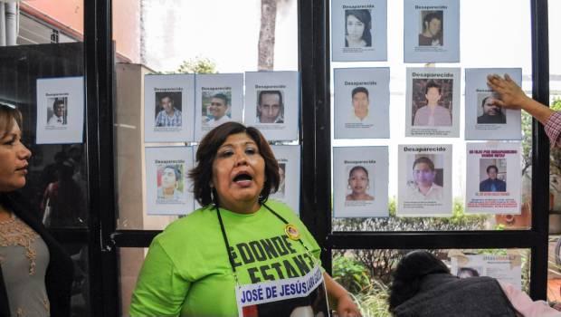Podrían ser más de 30 mil desaparecidos en México: ONU | El Imparcial de Oaxaca