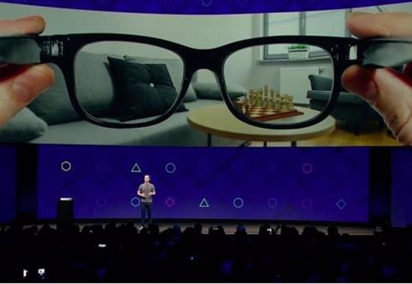 Facebook patenta sus propias gafas de Realidad Aumentada | El Imparcial de Oaxaca