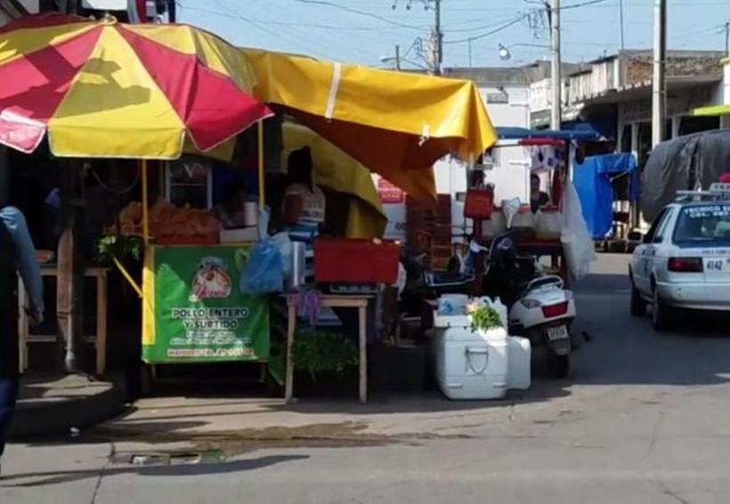 Aumentan los ambulantes en Tuxtepec, Oaxaca   El Imparcial de Oaxaca