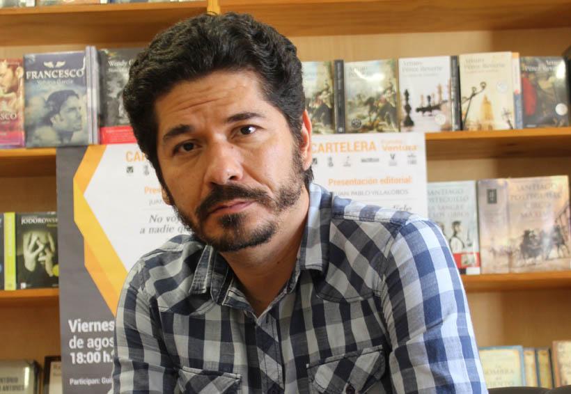 Inútil, el activismo virtual para Juan Pablo Villalobos | El Imparcial de Oaxaca
