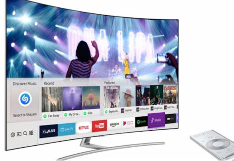 Samsung integra 'Shazam' en sus televisores inteligentes | El Imparcial de Oaxaca
