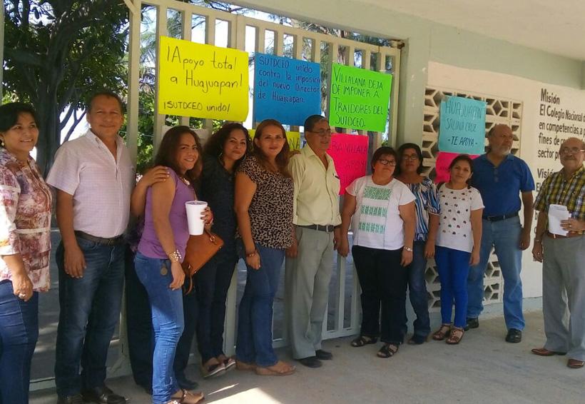 Cumple una semana el Conalep tomado por maestros del Istmo | El Imparcial de Oaxaca