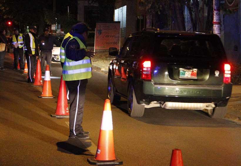 En Oaxaca sancionan a conductores alcoholizados | El Imparcial de Oaxaca