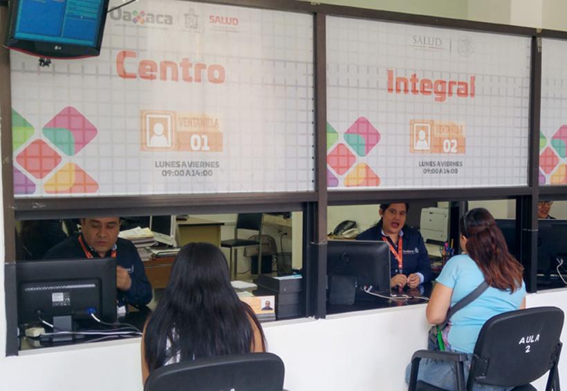 Reconocen al Centro Integral de los SSO   El Imparcial de Oaxaca