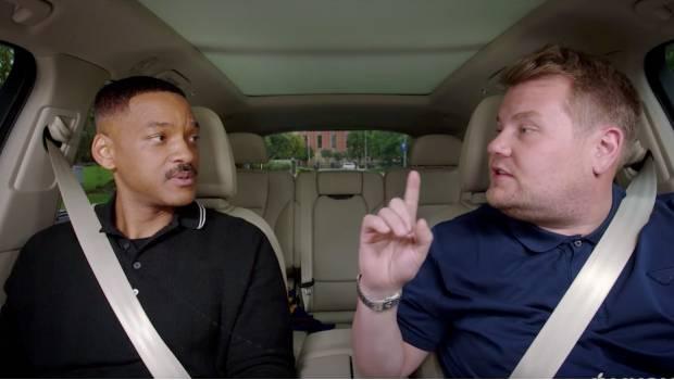 Will Smith en el primer episodio de Carpool Karaoke: The Series | El Imparcial de Oaxaca