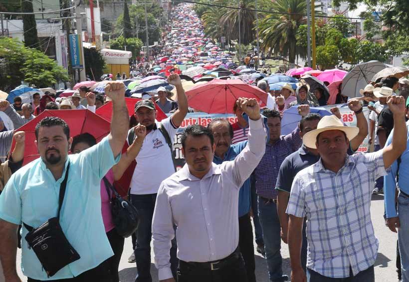 Sin respuesta el pliego petitorio, dice magisterio oaxaqueño | El Imparcial de Oaxaca