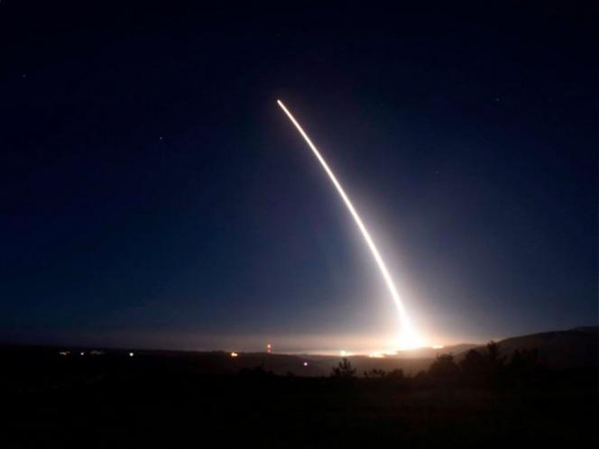 EU probará este miércoles su misil balístico intercontinental | El Imparcial de Oaxaca