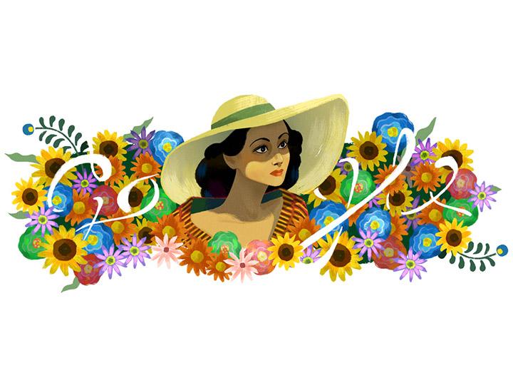 Recuerdan Google y Twitter a la diva mexicana Dolores del Río | El Imparcial de Oaxaca