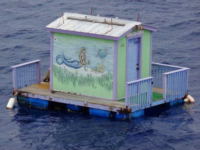 Encuentran a una 'sirena' flotando en el Golfo de México | El Imparcial de Oaxaca