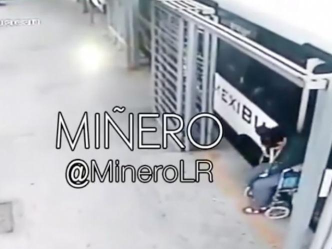 Mexibús arrastra a mujer en silla de ruedas y produce un milagro | El Imparcial de Oaxaca