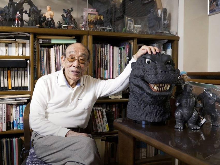 Muere Haruo Nakajima, el actor que dio vida a Godzilla   El Imparcial de Oaxaca
