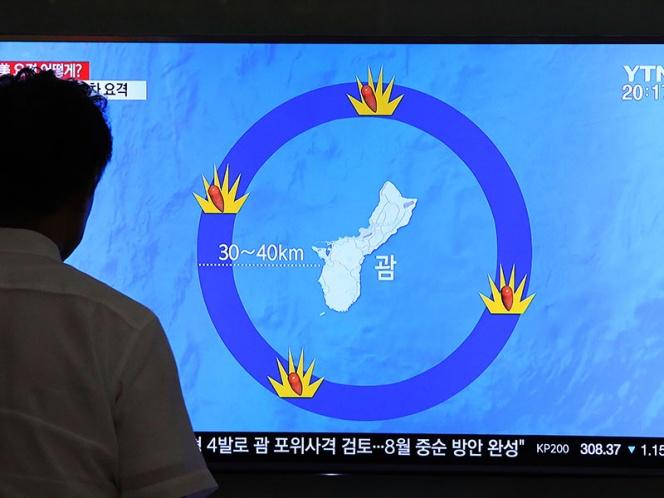 Norcorea detalla plan para lanzar 4 misiles contra Guam | El Imparcial de Oaxaca