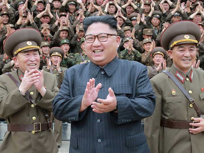 Kim Jong Un cambia de parecer y modera amenaza | El Imparcial de Oaxaca