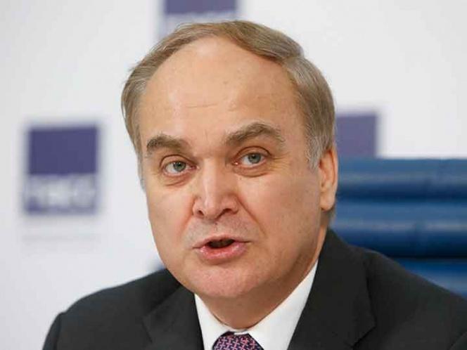 Rusia designa a nuevo embajador en EU; participó en conflicto con Ucrania   El Imparcial de Oaxaca