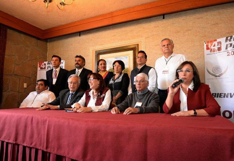Morena se convierte en la cuarta fuerza política en San Lázaro | El Imparcial de Oaxaca