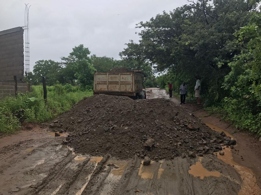 Programa permanente de rehabilitación de caminos rurales | El Imparcial de Oaxaca