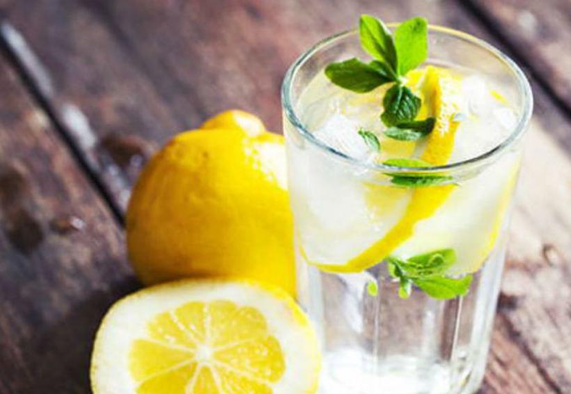 Beber agua con limón durante dos semanas te dará increíbles resultados | El Imparcial de Oaxaca