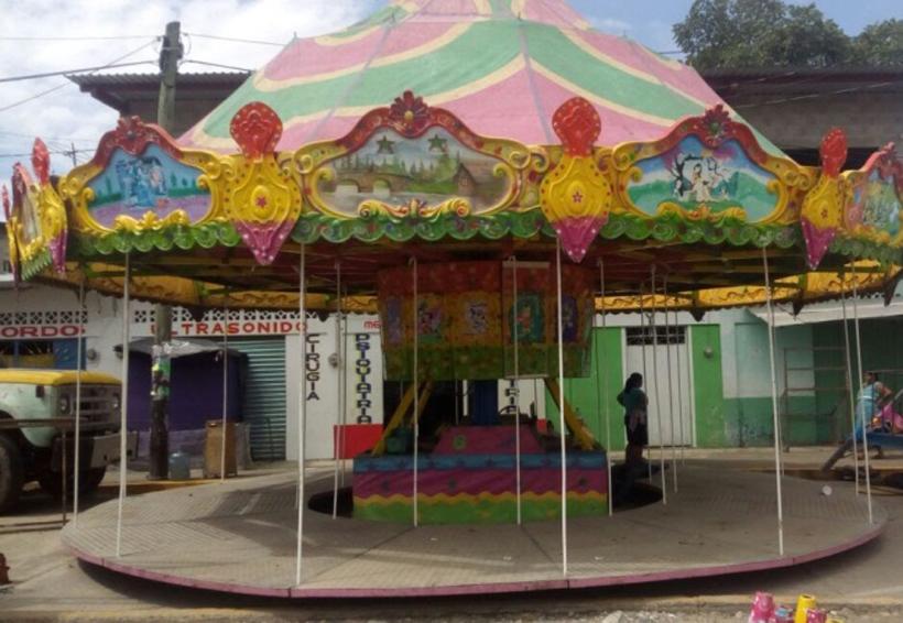 En la Cuenca quieren cobrar derecho de piso en la Feria de Santa Rosa de Lima   El Imparcial de Oaxaca