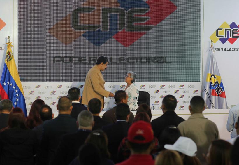 Hubo manipulación en elección de la Constituyente de Venezuela: Smartmatic   El Imparcial de Oaxaca