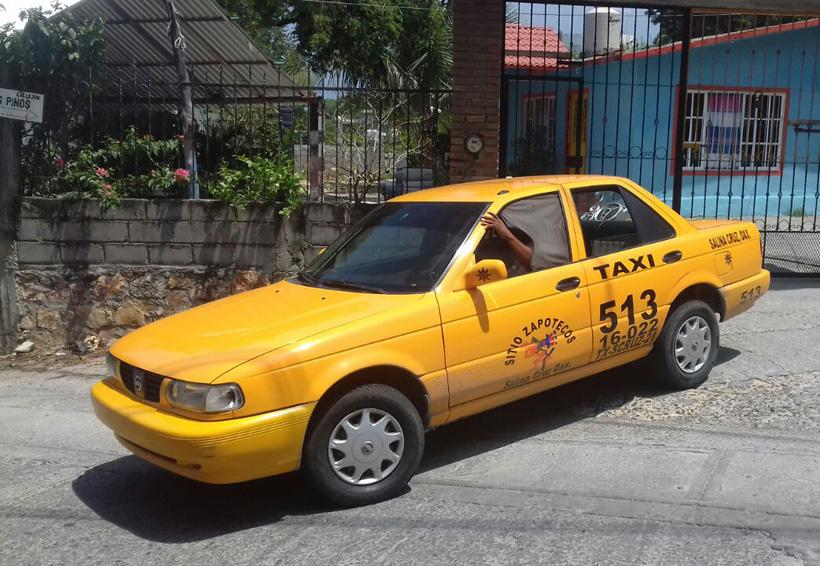 Retienen taxi pirata en Salina Cruz   El Imparcial de Oaxaca