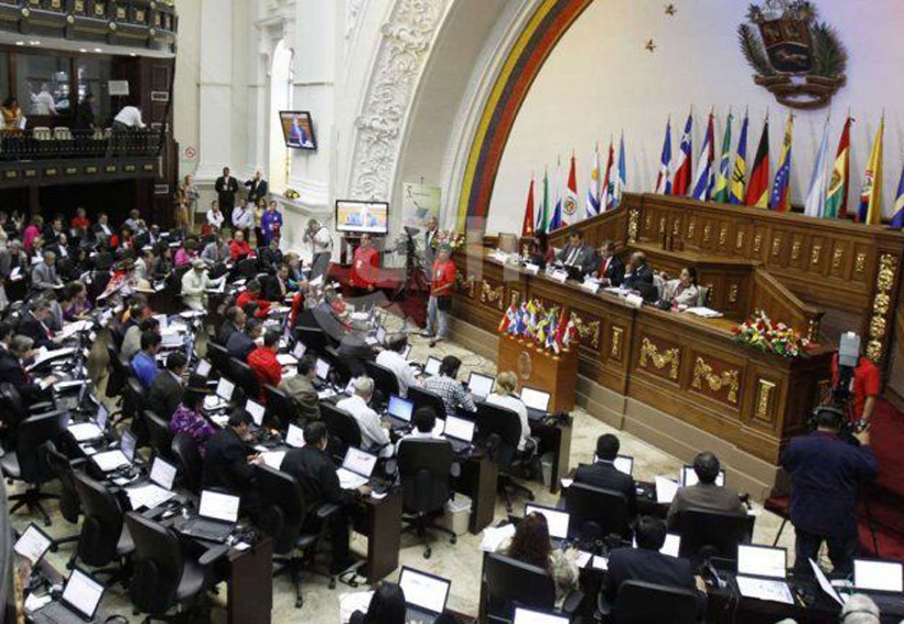 Asamblea Nacional Constituyente asume competencias del Parlamento venezolano   El Imparcial de Oaxaca