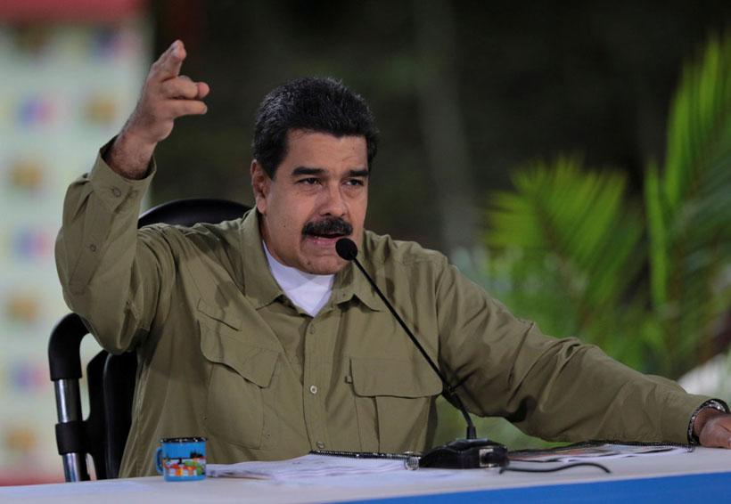 Fuerzas militares abaten a dos atacantes de base militar de venezolana: Nicolás Maduro   El Imparcial de Oaxaca