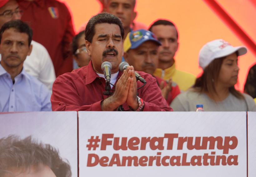Convoca Maduro a ejercicio para defensa integral armada de Venezuela   El Imparcial de Oaxaca