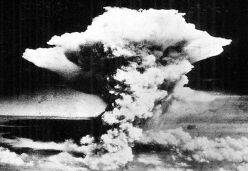A 72 años del lanzamiento de la bomba atómica en Hiroshima | El Imparcial de Oaxaca