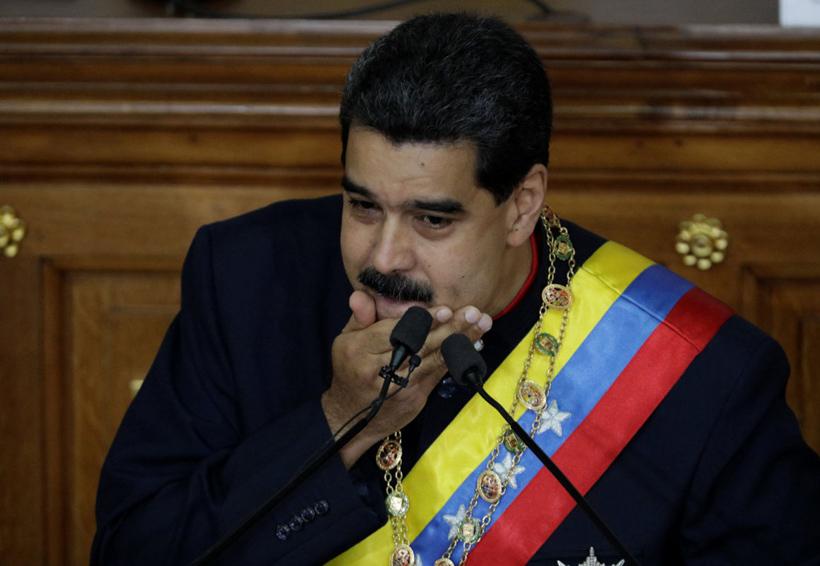 Acude Maduro por primera vez a la Asamblea Constituyente | El Imparcial de Oaxaca