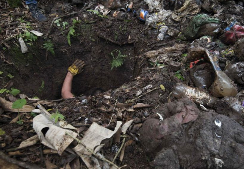 Alerta CNDH aparición de más fosas clandestinas en México   El Imparcial de Oaxaca